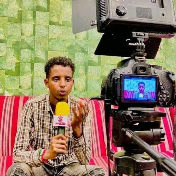 Freelance journalist Barkhad Mohamed Bashe. (PHOTO/Courtesy/ Barkhad Mohamed Bashe).